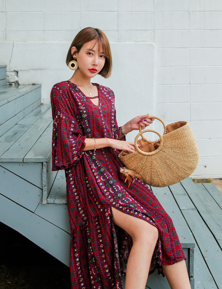 Drail Ethnic One Piece 29705