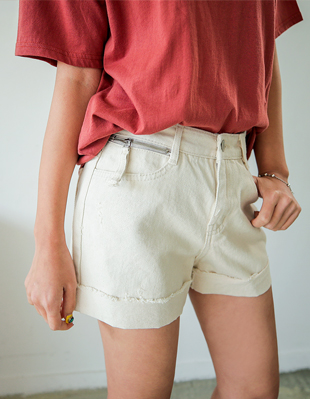 Pidene Cotton Cabra Shorts 29759