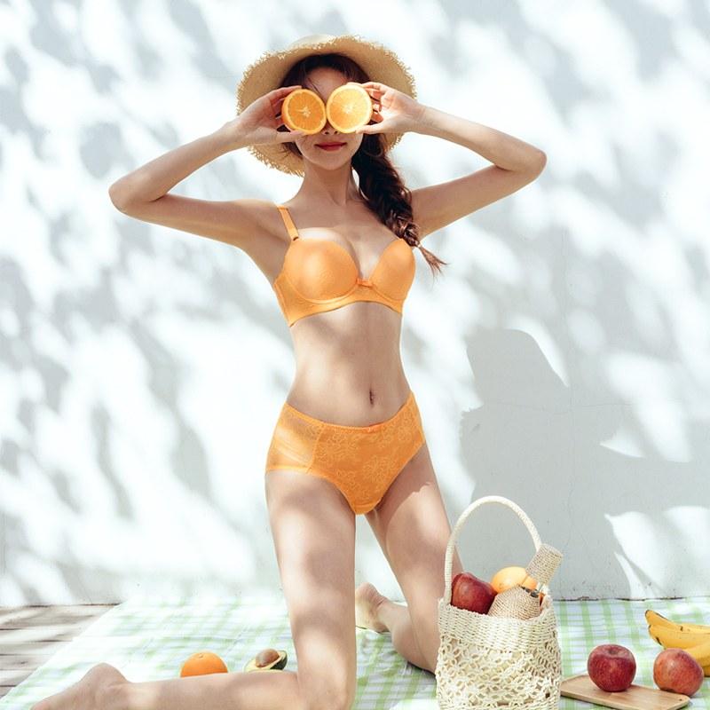 Summer Orange Panty 42913