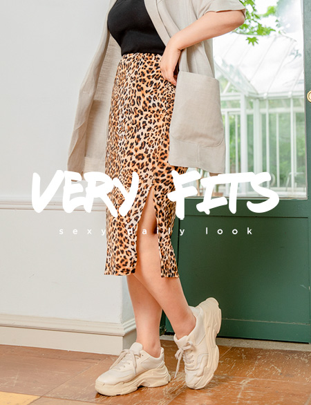 Art Nine Leopard Skirt 44201