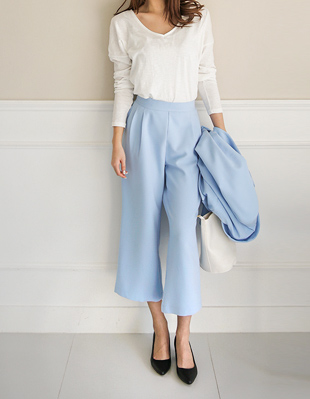 Direon wide pants 20156
