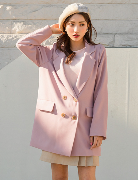 Apparel Two button Tailored Jacket 42389