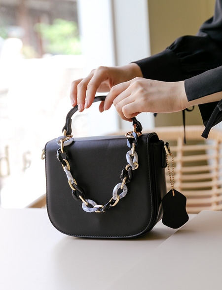 Dozen simple chain Bag 91919
