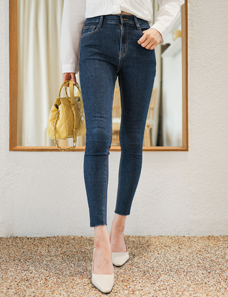 Litas Hidden Bending Denim Skinny 45168