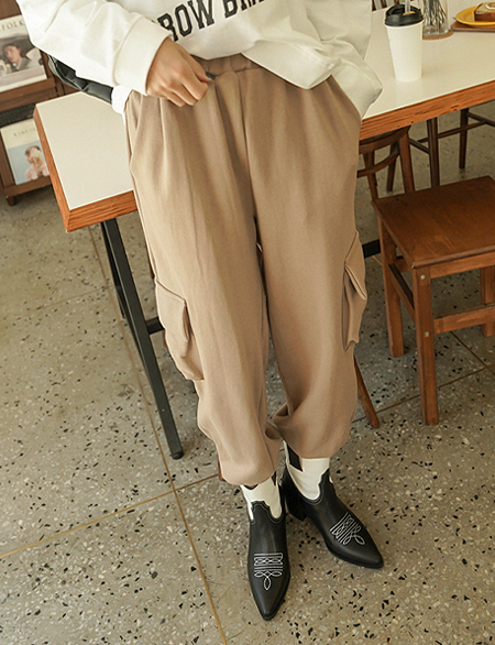 Cheiki Biscuit Jogger Pants 45728