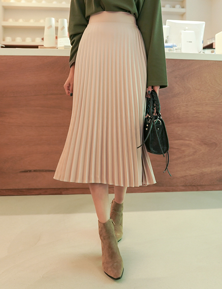 Timme Pleats Skirt 45739