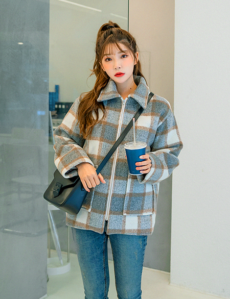 Gelide Check Jacket 46767