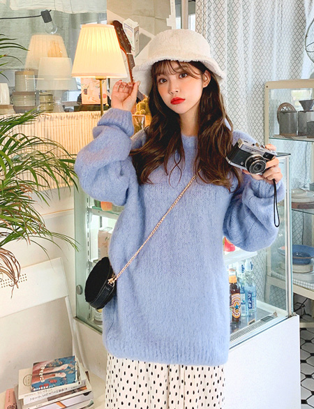 Dixie Angora Wool Knit 46949