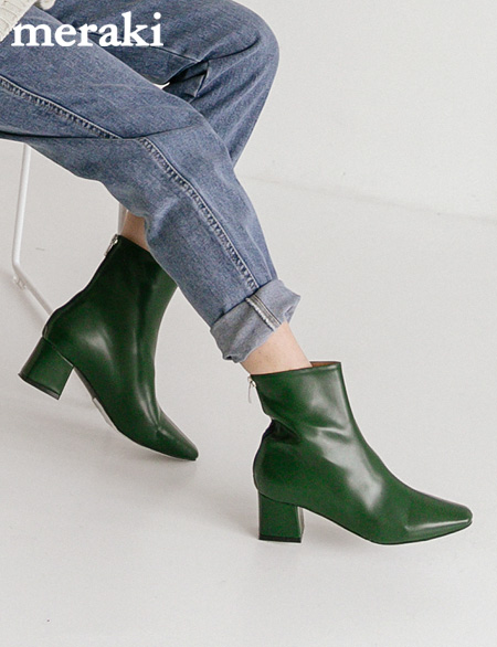 Maerin Color Ankle Boots 95357