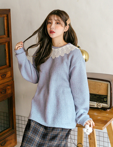 Fletta Race Wool Knit 46959