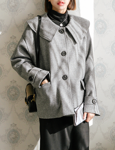 Chew Wing Kara Wool Jacket 46986