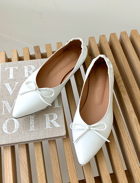 Modinel bowknot Flat shoes 95491