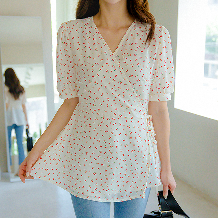Nellview Lab Blouse 49964