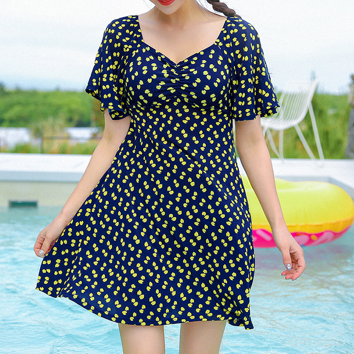 Rura Flare Water Coverup One Piece 49502