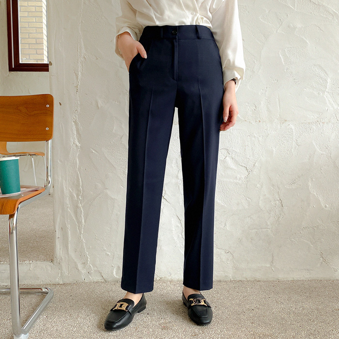 [Exceeding 10,000 copies] J. Lee's rear banding Slacks 52805