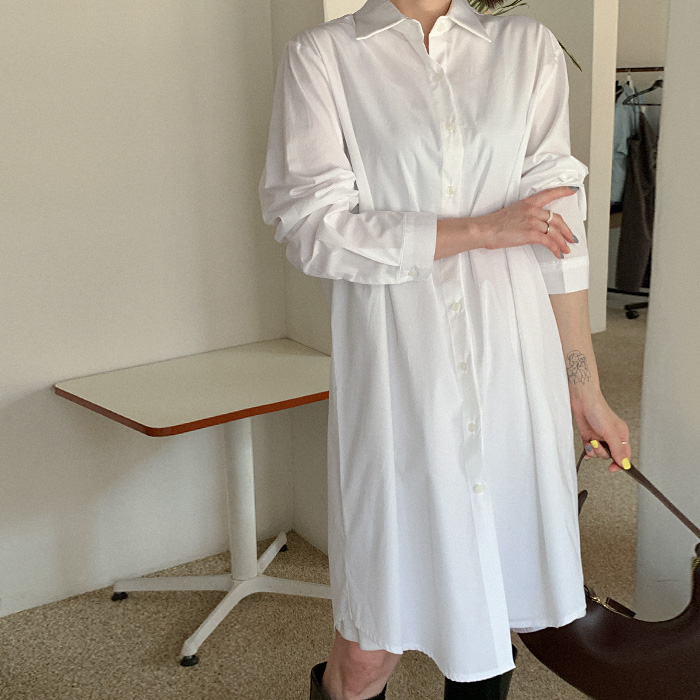 Arable Daily Shirt One Piece 60785